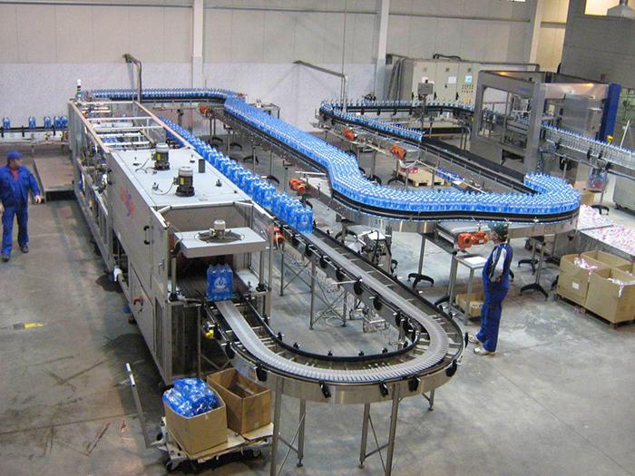 خط تولید کامل نوشیدنی های گازدار