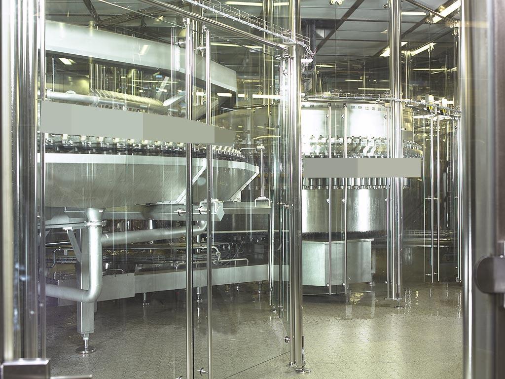خط تولید آبمیوه KHS