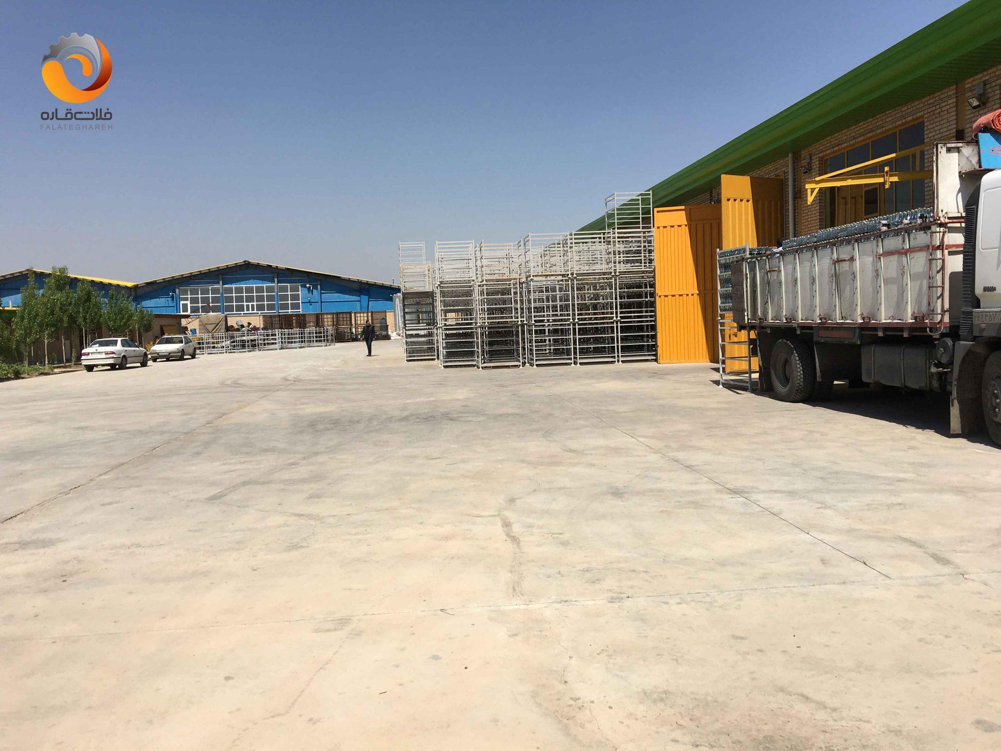 فروش کارخانه آب و ماءالشعیر تهران