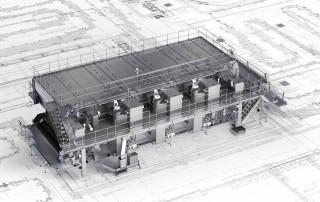 تونل پاستوریزاتور ماءالشعیر