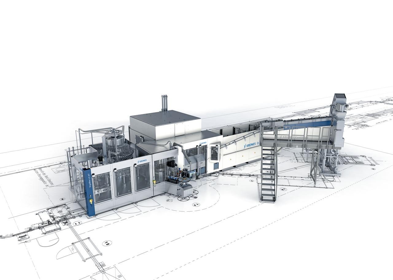 ماشین آلات خط تولید آب