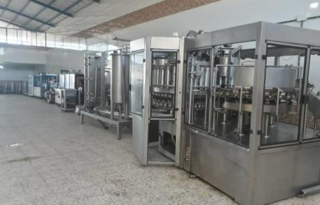 فروش خط تولید آب معدنی دست دوم