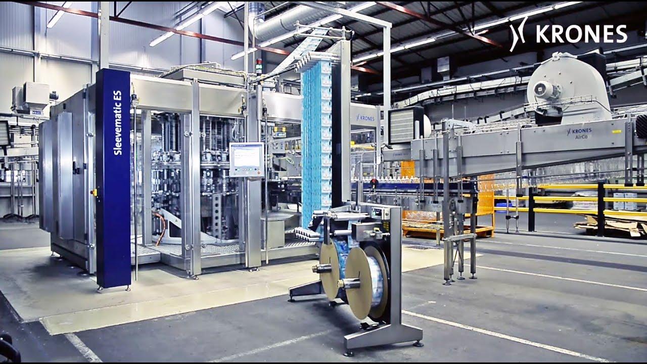 کارخانه آب آشامیدنی