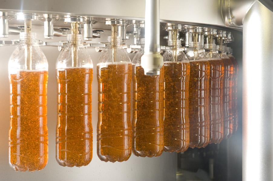 خط تولید آب میوه